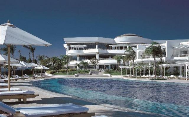 Monte Carlo Sharm Resort Spa & Aqua Park 5* хотел 5•