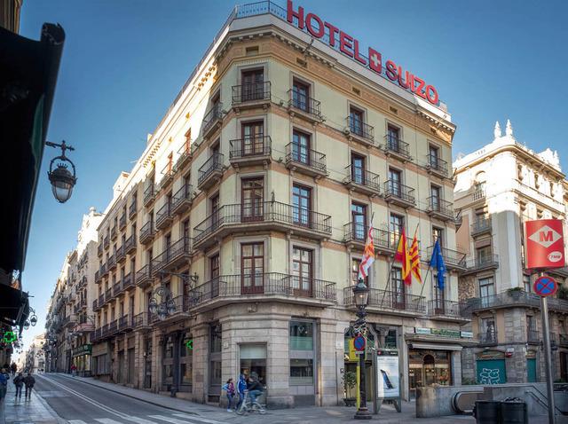 Hotel Gargallo Suizo*** 3•