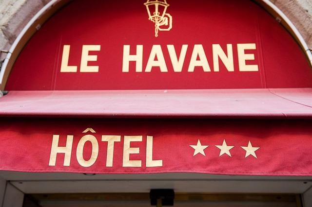 HOTEL HAVANE*** 3•