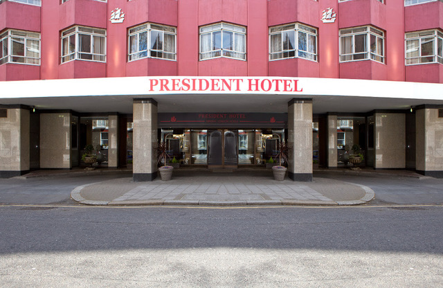 HOTEL LONDON PRESIDENT *** 3•
