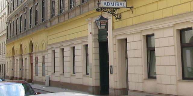 ADMIRAL HOTEL*** 3•