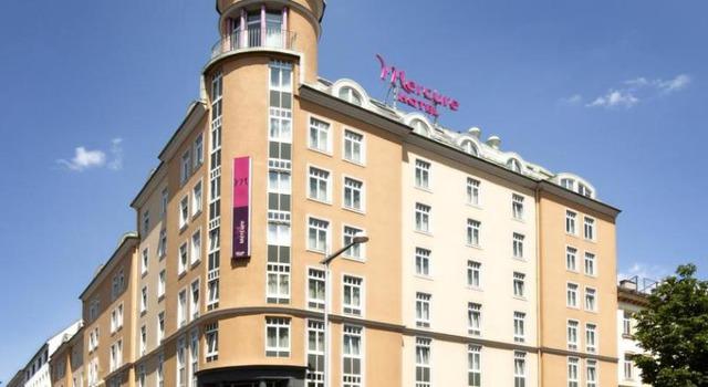 Хотел MERCURE WESTBANHOF **** 4•