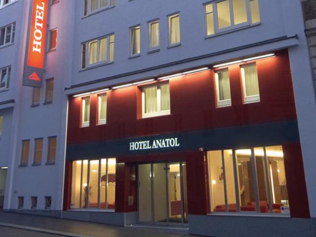 Hotel Austria Trend Hotel Anatol 4•