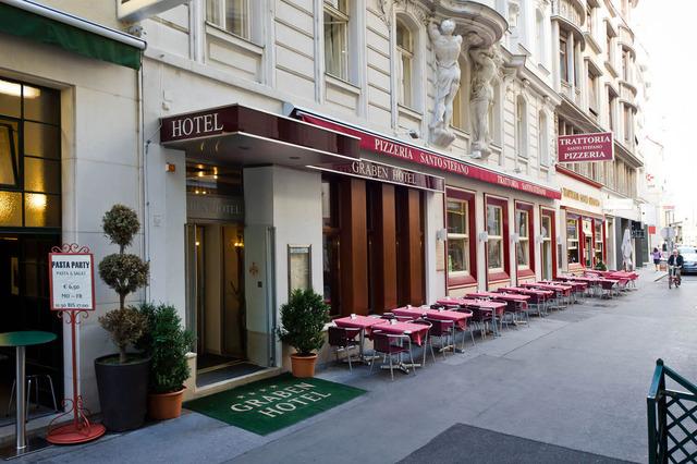 Hotel Graben**** 4•