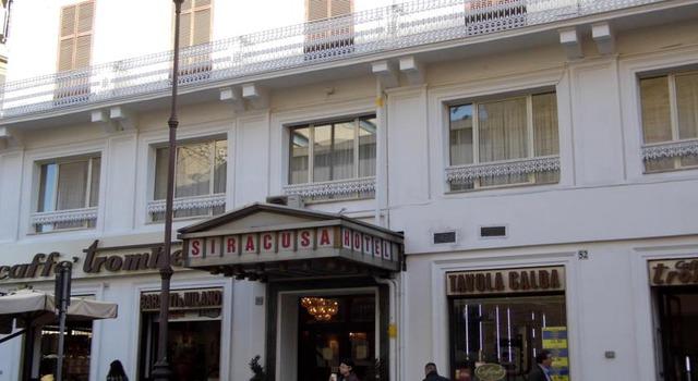 Hotel Siracusa Rome*** 3•