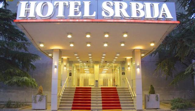Hotel Srbija *** 3•