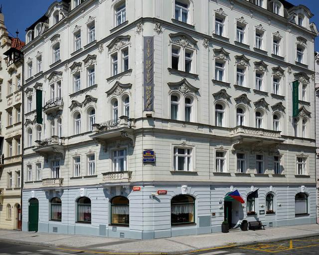 Hotel Best Western City Hotel Moran**** 4•
