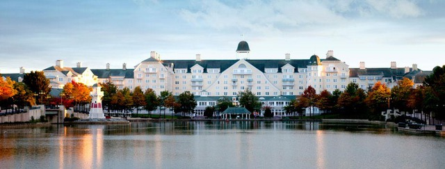 DISNEY`S NEWPORT BAY CLUB HOTEL **** 4•