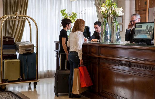 HOTEL EMPERADOR **** 4•