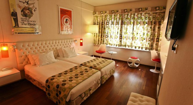 Hotel Florida Lisbon**** 4•