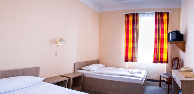 Hotel Berlin *** Budapest 3•