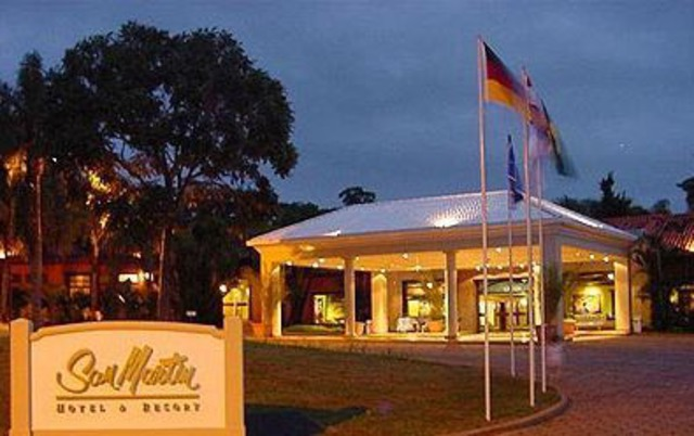 Хотел San Martin - Игуасу 3•