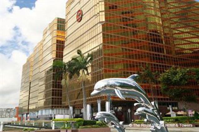 The Royal Pacific Hotel & Towers - Хонг Конг 4•
