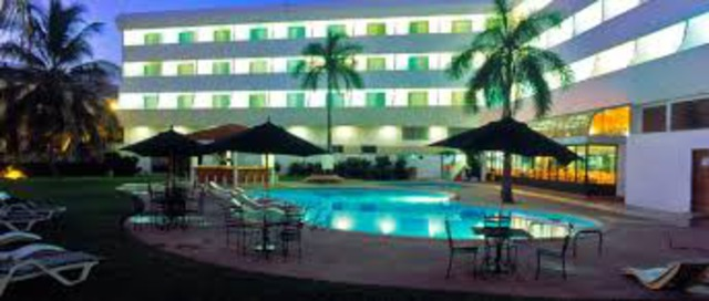 Хотел Gamma de Fiesta Inn Campeche Malecon - Кампече 4•