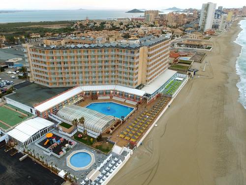 Почивка в Ла Манга дел Мар Менор, Испания - хотел Entremares 4* 4•