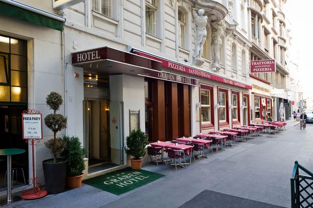 GRABEN HOTEL **** 4•