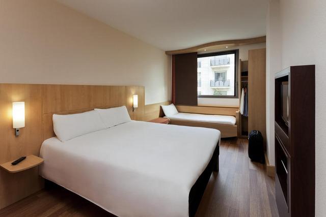 Hotel Ibis Barcelona Plaza Glories 22@ ** 2•