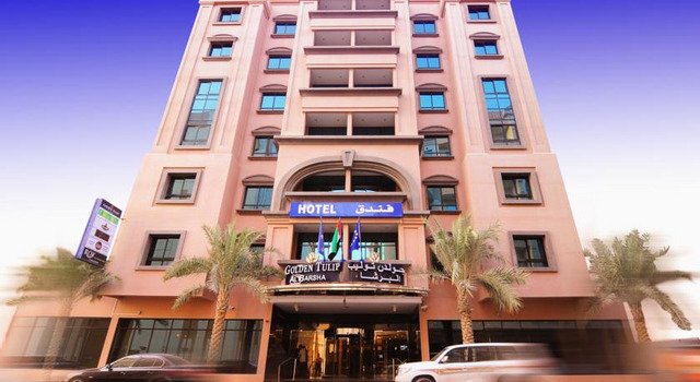 Хотел Golden Tulip Al Barsha**** 4•