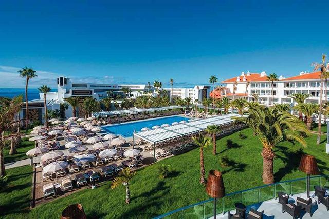 Hotel Riu Arecas - само за възрастни 4•