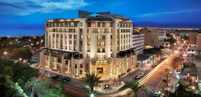Хотел Double Tree by Hilton Aqaba***** 5•