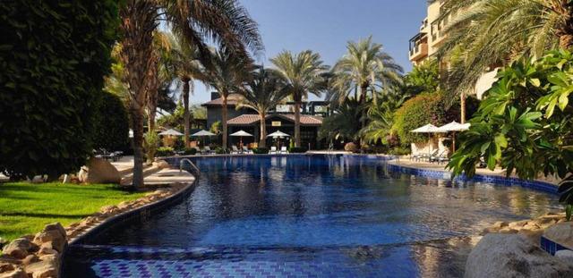 Хотел Movenpick Aqaba City Resort***** 5•