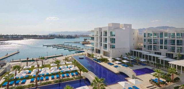 Хотел Hyatt Regency Aqaba Ayla***** 5•