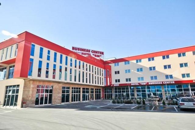 BM International Hotel **** 4•