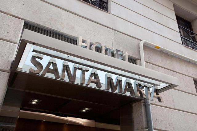 Хотел Santa Marta** 2•