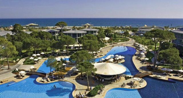 Calista Luxury Resort 5 * хотел 5•