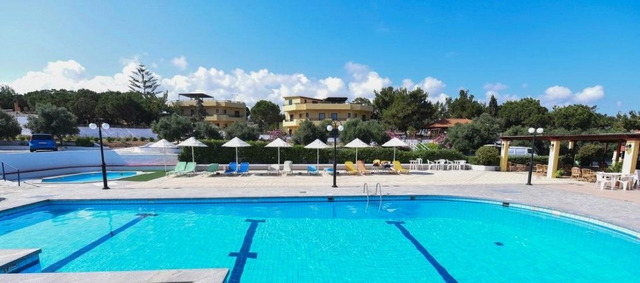 Galini Hotel 3* 3•