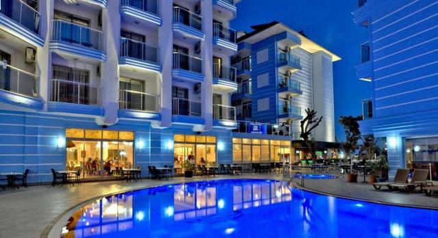 Sultan Sipahi Resort 4 * хотел 4•