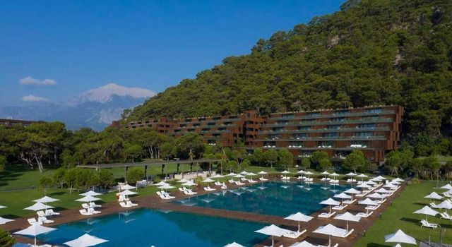 Maxx Royal Kemer Resort 5 * хотел 5•