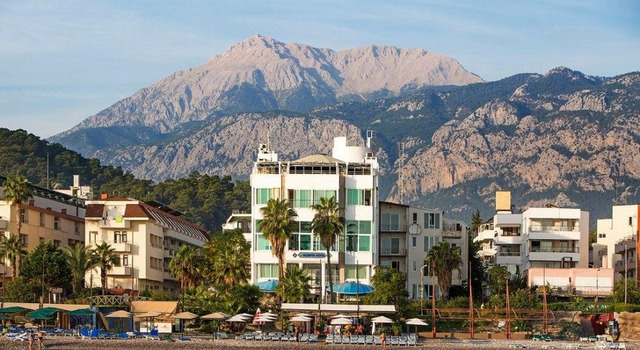 Mira Olimpos Beach Hotel 3 * 3•