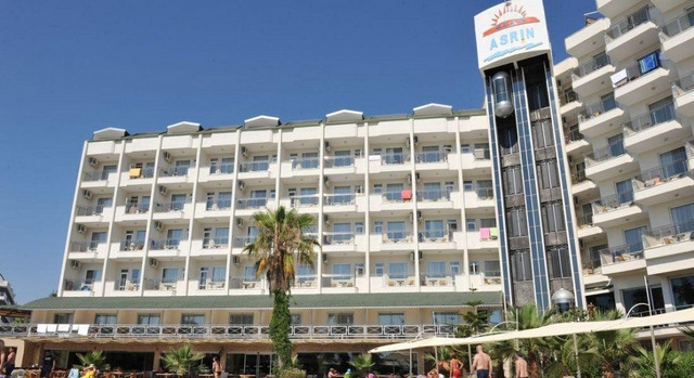 Asrin Beach 4 * хотел 4•