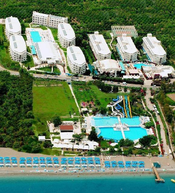 Daima Biz Resort 5 * хотел 5•