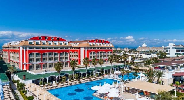 Vera Club Hotel Mare 5 * 5•