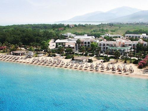 Почивка на остров Тасос, Гърция - хотел Ilio Mare 5•