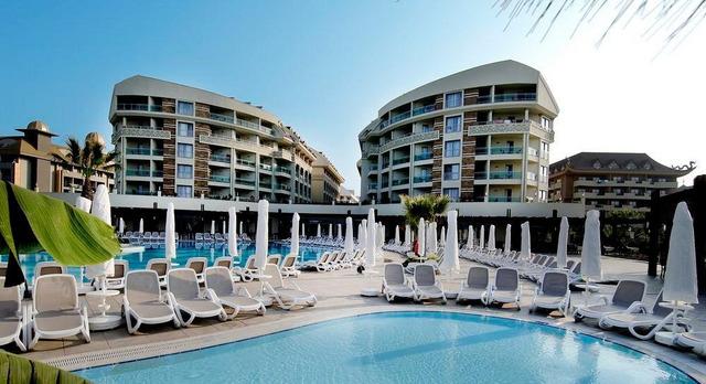 Seamelia Beach Resort & Spa 5 * хотел 5•