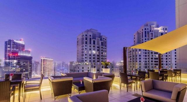 Hilton Dubai The Walk Hotel 4 * 4•