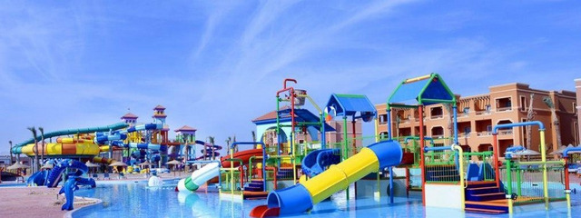 Charmillion Club Aqua Park 4 * хотел 4•