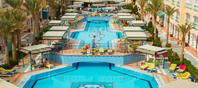 Bel Air Azur Beach Resort 4 * хотел 4•