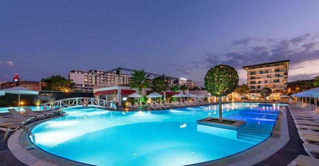 White City Resort&spa 5 * хотел 5•
