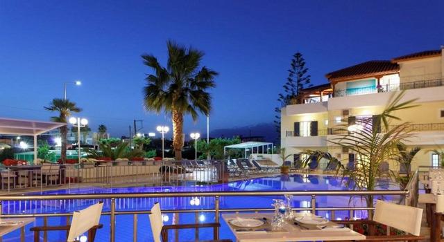 Philoxenia Hotel 3* 3•