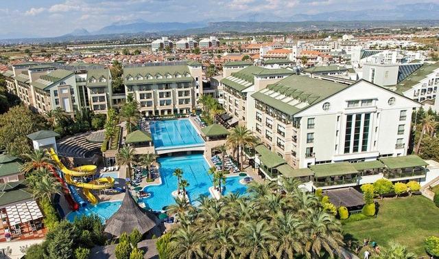 Alva Donna Beach Resort Comfort 5 * хотел 5•