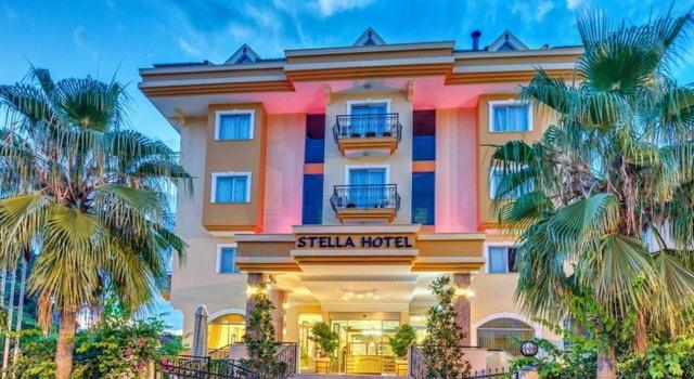 Stella Hotel 4 * 4•