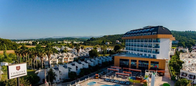 Nil Bahir Resort & Spa 5 * хотел 5•