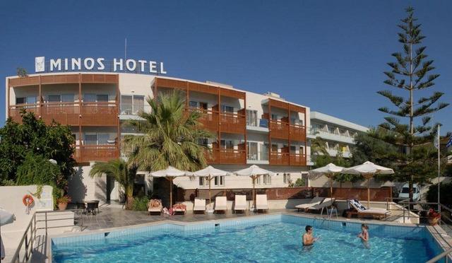 Minos Hotel 4* 4•