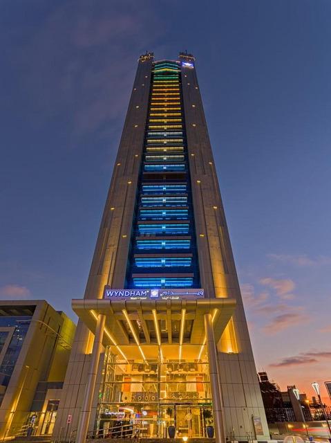Wyndham Dubai Marina 4* хотел 4•