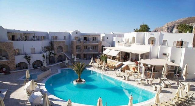 Aegean Plaza Hotel 4* 4•