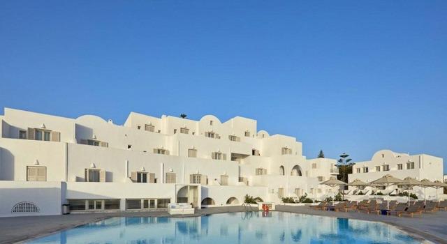 Santorini Palace Hotel 4* 4•